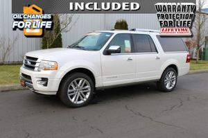 Ford Expedition EL Platinum For Sale In Sumner |