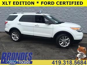Ford Explorer XLT For Sale In Toledo | Cars.com