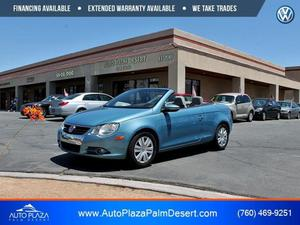Volkswagen Eos Komfort For Sale In Palm Desert |