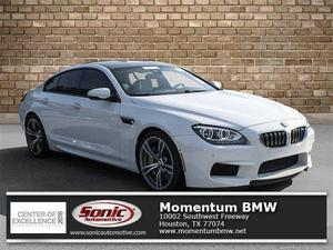 BMW M6 Gran Coupe Base For Sale In Houston | Cars.com