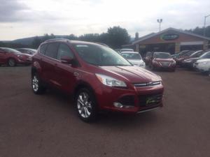 Ford Escape Titanium For Sale In Accident | Cars.com