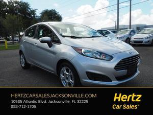 Ford Fiesta SE For Sale In Jacksonville | Cars.com