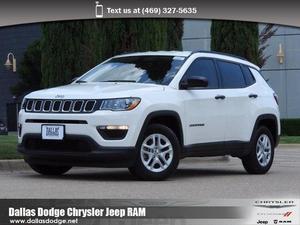Jeep Compass Sport For Sale In Dallas | Cars.com