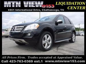 Mercedes-Benz ML MATIC For Sale In Chattanooga |