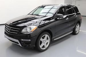 Mercedes-Benz ML MATIC For Sale In Miami |