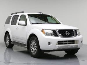 Nissan Pathfinder LE For Sale In Doral | Cars.com