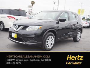 Nissan Rogue S For Sale In Anaheim | Cars.com