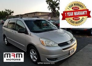 Toyota Sienna LE For Sale In Huntington Beach |