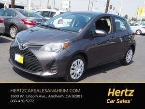 Toyota Yaris L For Sale In Anaheim | Cars.com