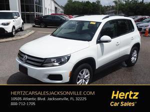 Volkswagen Tiguan S For Sale In Jacksonville | Cars.com