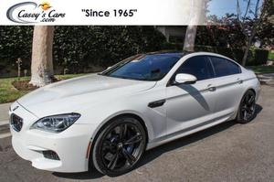 BMW M6 Gran Coupe Base For Sale In Hermosa Beach |