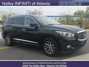 INFINITI JX35 Base For Sale In Atlanta | Cars.com
