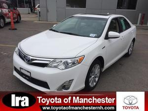 Toyota Camry Hybrid XLE For Sale In Manchester |