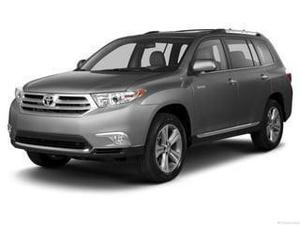 Toyota Highlander For Sale In Macon | Cars.com