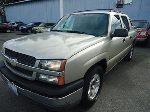 Chevrolet Avalanche  For Sale In Everett | Cars.com