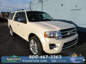 Ford Expedition EL Platinum For Sale In Radcliff |