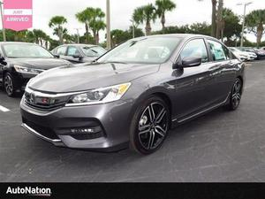 Honda Accord Sport For Sale In Clearwater | Cars.com