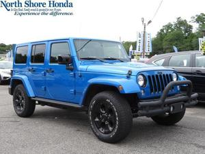 Jeep Wrangler Unlimited Sahara For Sale In Glen Head |