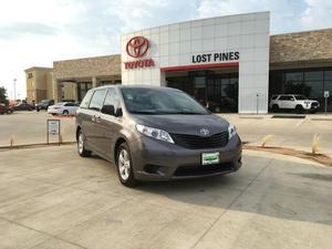 Toyota Sienna L For Sale In Bastrop | Cars.com