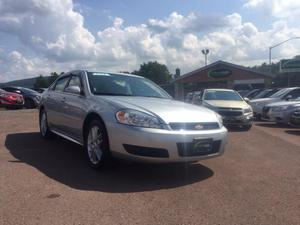 Chevrolet Impala LTZ For Sale In Accident | Cars.com