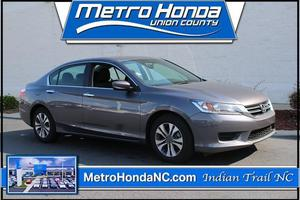 Honda Accord LX For Sale In Indian Trail | Cars.com