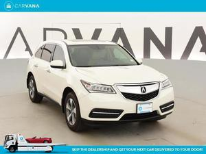 Acura MDX For Sale In Jacksonville | Cars.com