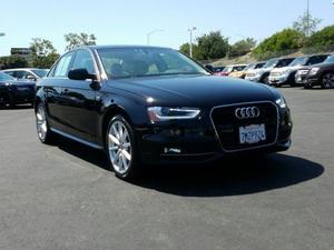 Audi A4 2.0T Premium For Sale In Escondido | Cars.com