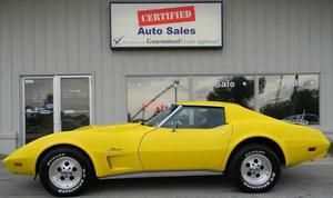 Chevrolet Corvette Stingray For Sale In Des Moines |