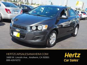 Chevrolet Sonic LT For Sale In Anaheim | Cars.com