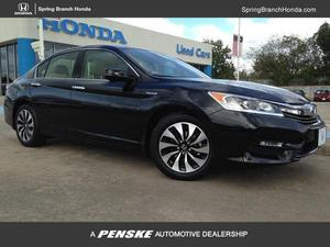 Honda Accord Hybrid EX-L For Sale In Houston | Cars.com