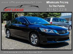 Honda Accord LX For Sale In Daphne   Cars.com