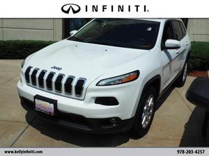 Jeep Cherokee Latitude For Sale In Danvers | Cars.com