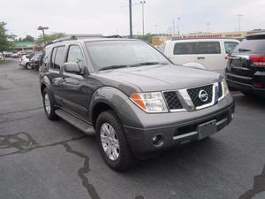 Nissan Pathfinder LE For Sale In Malden | Cars.com