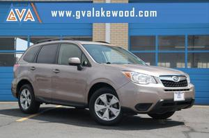 Subaru Forester 2.5i Premium For Sale In Lakewood |