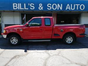 Ford F-150 XLT SuperCab Flareside For Sale In Ravenna |