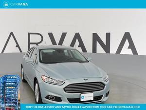 Ford Fusion Hybrid SE For Sale In Dallas | Cars.com