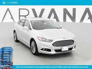 Ford Fusion Titanium For Sale In Dallas | Cars.com