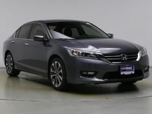 Honda Accord Sport For Sale In Fort Worth | Cars.com