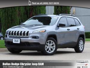 Jeep Cherokee Sport For Sale In Dallas | Cars.com
