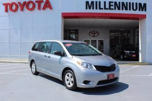 Toyota Sienna L For Sale In Hempstead | Cars.com