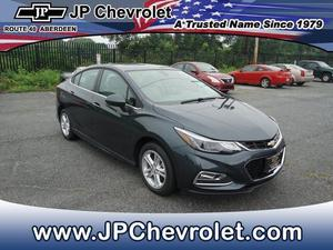 Chevrolet Cruze LT For Sale In Aberdeen | Cars.com