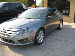 Ford Fusion SE For Sale In Dayton | Cars.com