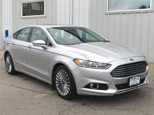 Ford Fusion Titanium For Sale In Boston | Cars.com