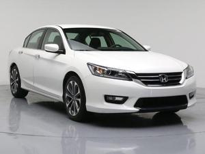 Honda Accord Sport For Sale In Miami Lakes | Cars.com