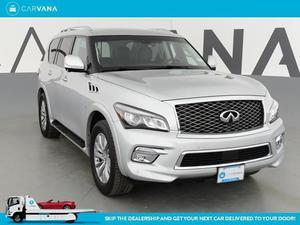 INFINITI QX80 For Sale In Oklahoma City | Cars.com