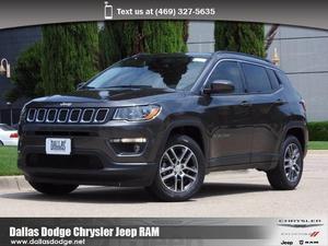 Jeep Compass Latitude For Sale In Dallas | Cars.com