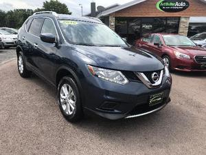 Nissan Rogue SV For Sale In Accident | Cars.com