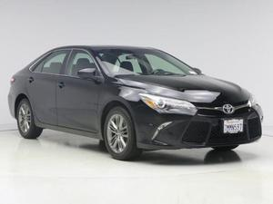 Toyota Camry SE For Sale In Escondido | Cars.com