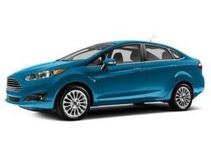 Ford Fiesta SE For Sale In Burlington | Cars.com