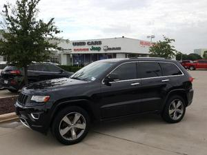 Jeep Grand Cherokee Overland For Sale In Richardson |